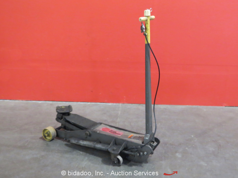 Napa 10 Ton Automotive Floor Jack Shop Garage Lift Pneumatic Manual Portable Ebay