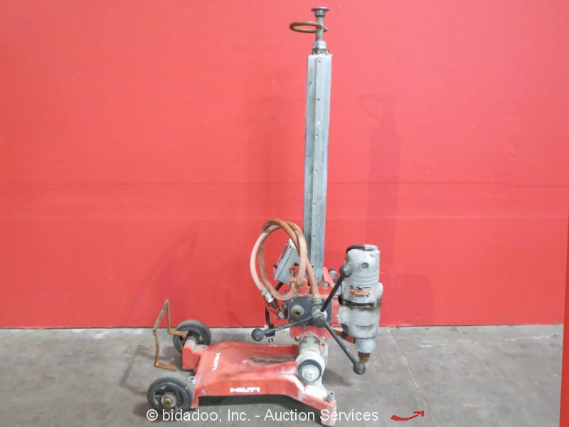 milwaukee coring machine