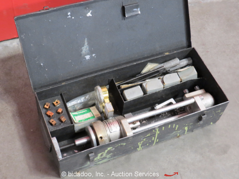 Aircraft Cable Accessories : Msa safety equipment headquarters model a cable tester