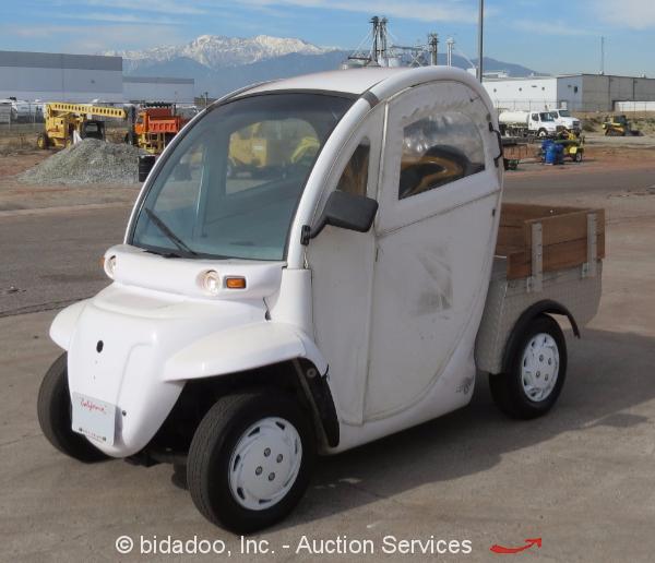 view all 21 photos & GEM E825 72V Electric Utility Golf Cart NEV Vehicle Enclosed Cab ... Pezcame.Com