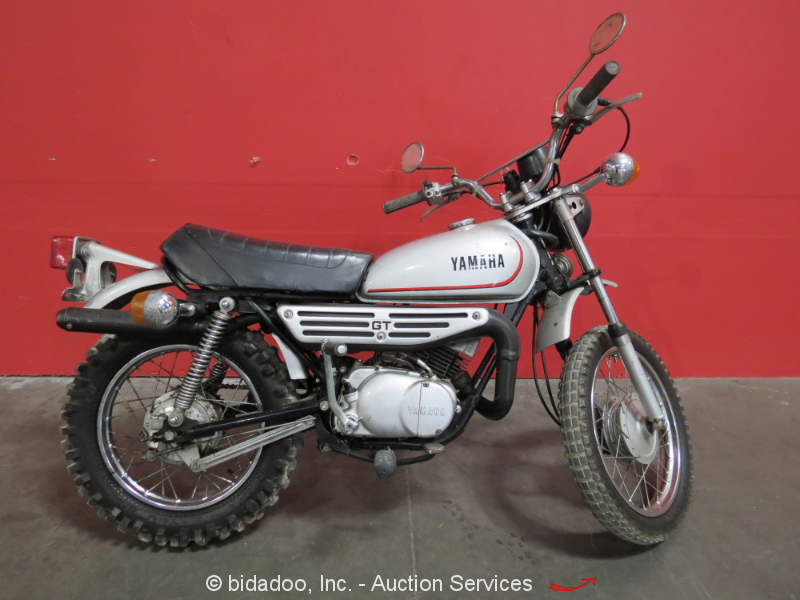 1979 yamaha gt80 for sale on 2040 motos. Black Bedroom Furniture Sets. Home Design Ideas