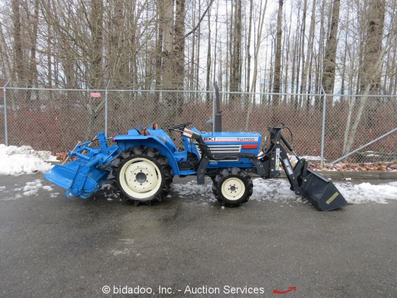 Iseki Diesel Tractor : Iseki tu agricultural diesel tractor wd spd
