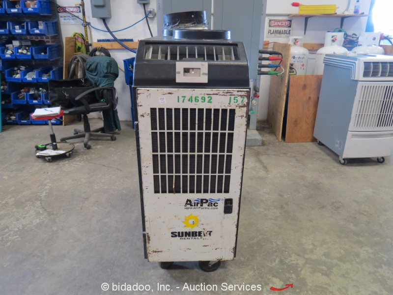 Airpac Coolit 2600 Air Conditioner A C Portable Cooler