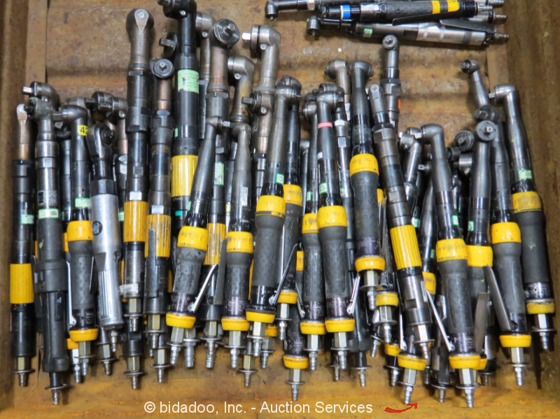 Atlas Copco LTV25SR07-6 Pneumatic Wrench USED