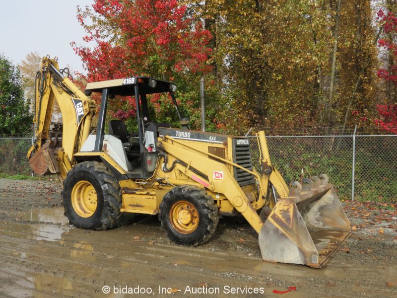 Cat 416b backhoe hydraulic fluid - Bowhead health ico