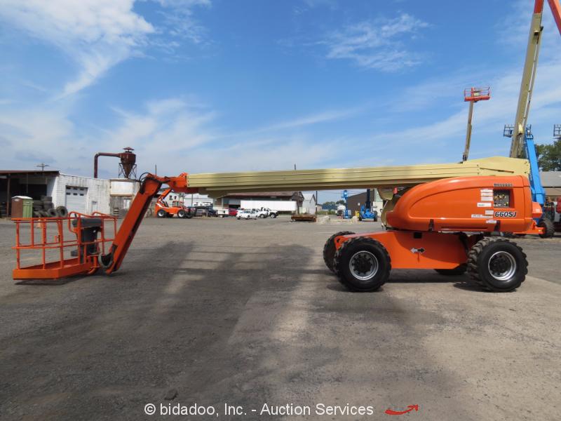 Jlg Hydraulic Pump : Jlg sj wd diesel telescopic boom lift aerial