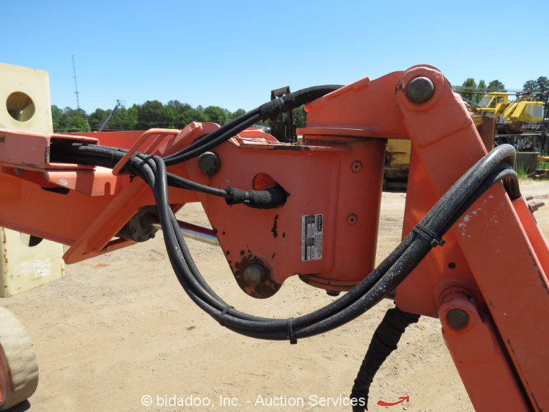 Jlg Hydraulic Pump : Jlg e ajpn electric articulating boom lift jib