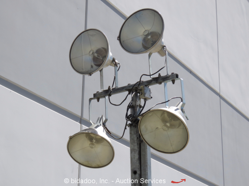 ingersoll rand light tower manual
