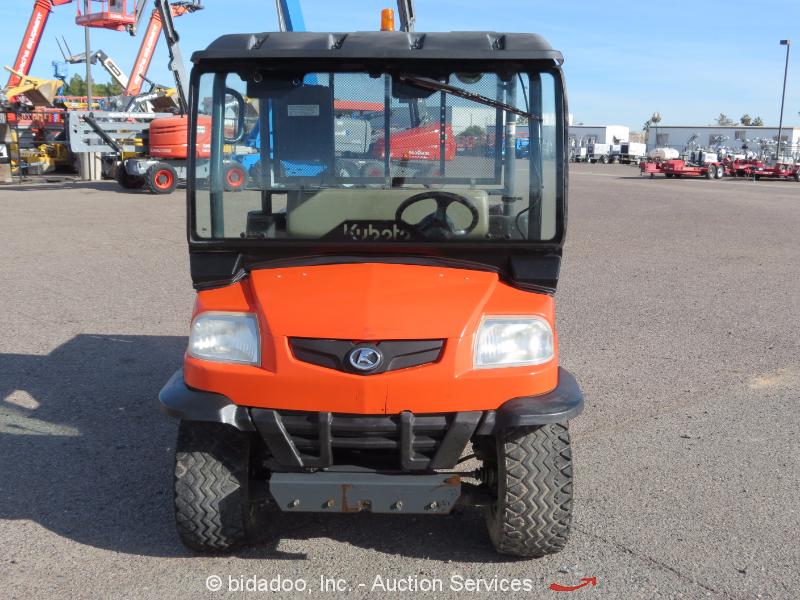 2011 Kubota RTV900 4WD Utiity All Terrain Vehicle 4x4 Dump ... |Kubota All Terrain Vehicles