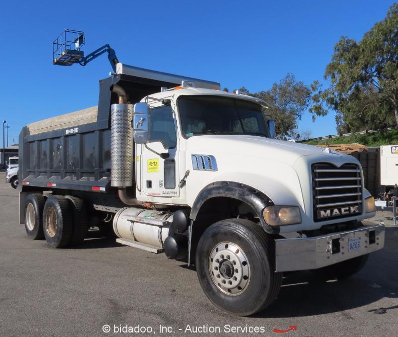 Mack Trucks Automatic : Mack gu