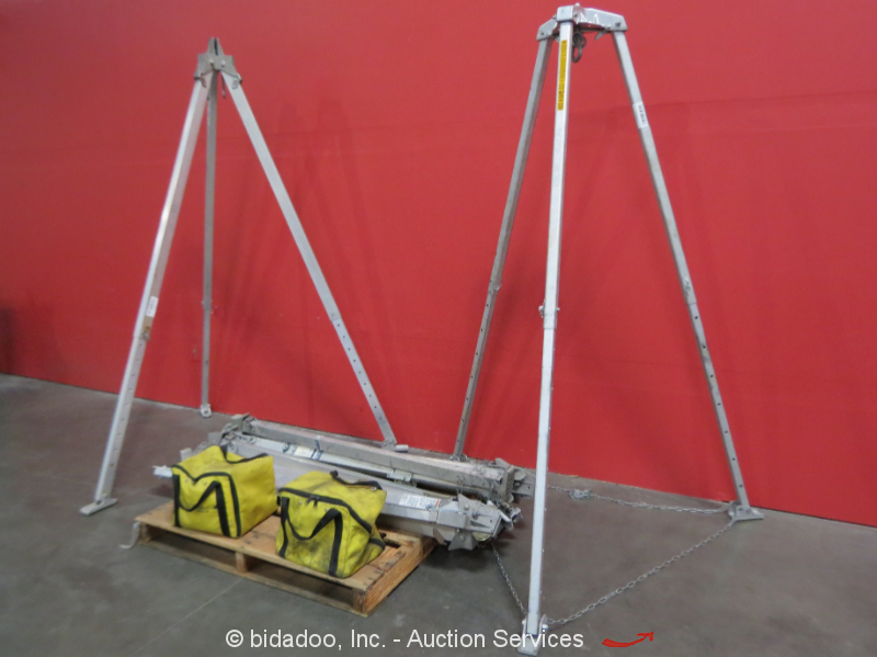 DBI Sala Fall Protection Equipment and Fall Safety Products.