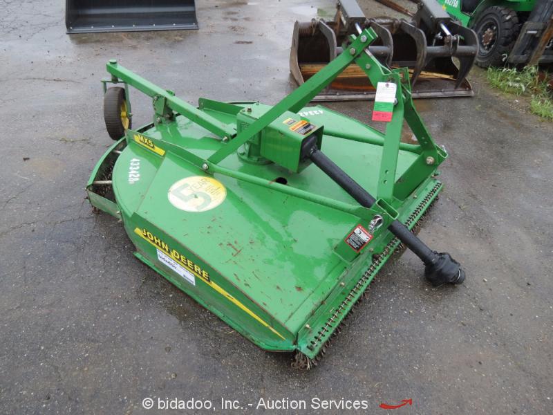 John Deere 60 Parts : John deere mx quot rotary mower deck attachment ag