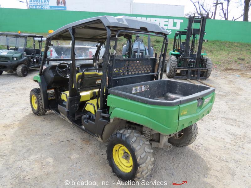 John Deere Utv >> 2013 John Deere XUV 550 S4 UTV ATV Utility Cart Gator 4WD