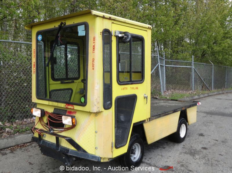 Ez Go Textron Xi 875 36 Volt 3000 Lb Industrial Golf Cart Charger Bidadoo Ebay