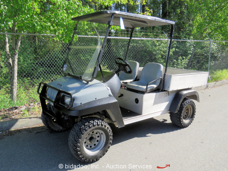 Club Car carryall 272 manual