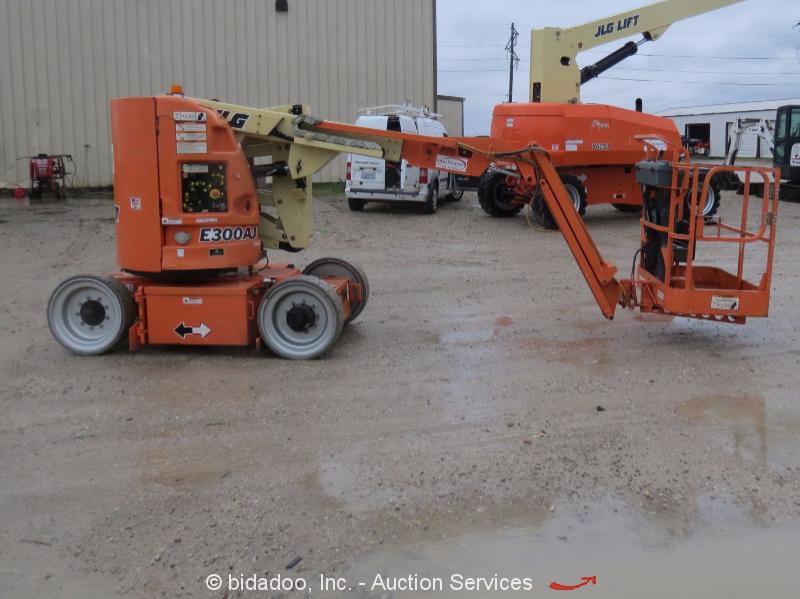 Jlg Hydraulic Pump : Jlg e aj electric articulating boom lift aerial