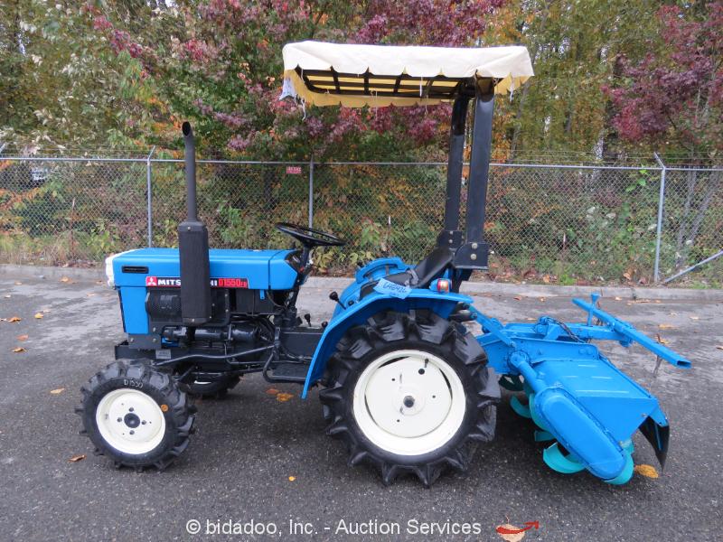 mitsubishi d1550 tractor manual