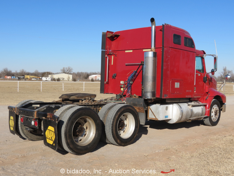 Heavy Truck Pto : International i t a semi truck tractor cat c