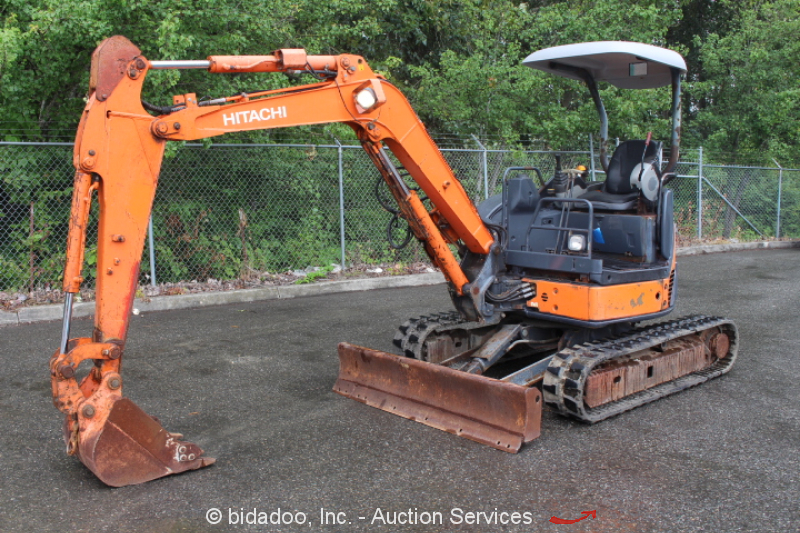 Dozer Results for equipment sold on online auction | bidadoo