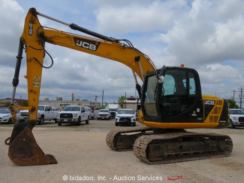 Backhoe Results for equipment sold on online auction | bidadoo Auctions