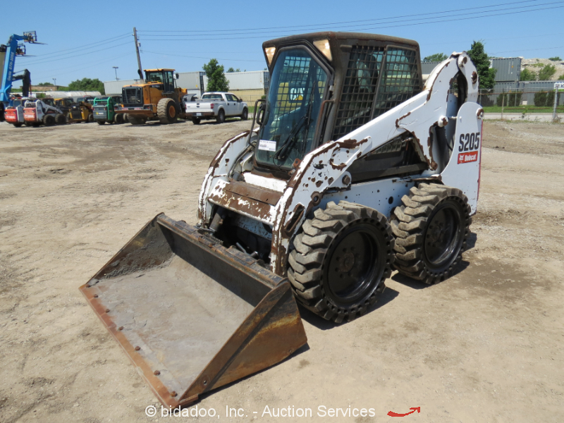 Wheel Loader Results for equipment sold on online auction | bidadoo