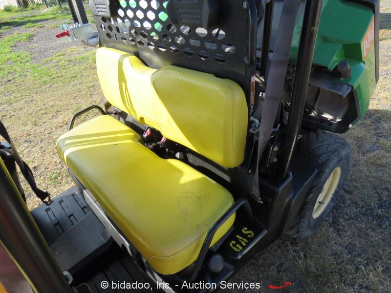 2013 John Deere Gator Xuv 550 S4 4wd Utility Cart Utv 4
