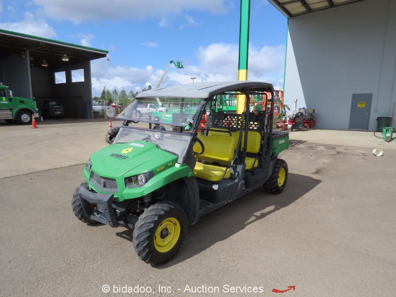 2013 John Deere Xuv 550 S4 Utv ATV Utility Cart Gator 4wd 4x4