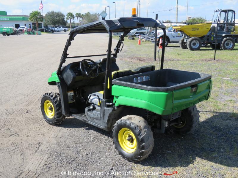 John Deere Utv >> 2012 John Deere XUV 550 4WD Utility Vehicle UTV Cart