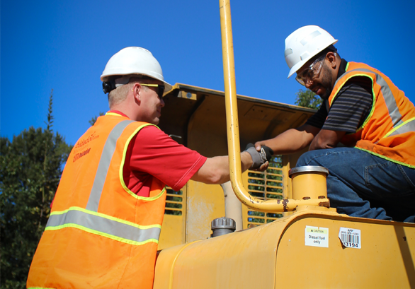 Buy heavy equipment with confidence