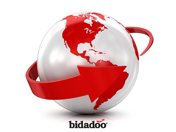 Make Your Equipment Go Global with bidadoo